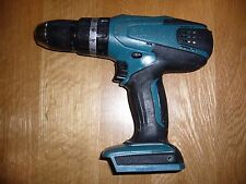 Makita Cordless 18V Li-ion Combi Drill Bare Unit HP457D 13mm Chuck