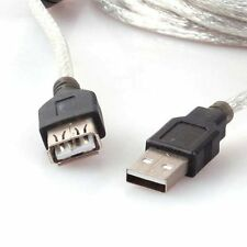 16FT 5M USB 2.0 Active A Male to A Female Extension Repeater Cable NEW FREE SHIP