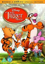 Walt Disney - The Tigger Movie - Special Edition - DVD - ( Brand New & Sealed )