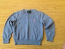 Kids Lilac Polo Ralph Lauren Jumper Uk Size 3T