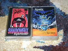 SHADOWFAX 2 Cassette Lot NEW AGE JAZZ Esperanto MAGIC THEATER Excellent Cond