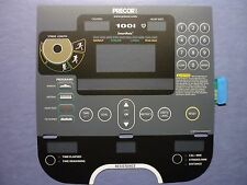 PRECOR AMT100i OVERLAY/KEYPAD ASSEMBLY