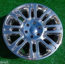 New OEM Factory Ford spec F-150 F150 Expedition Polished 20 PLATINUM WHEEL 3788