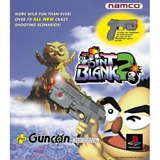 Point Blank 2, Good PlayStation, Playstation Video Games