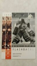 2002-03 SP Authentic Game Used AS Flashback 711/999 Mike Richter Card 58