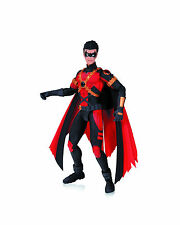"DC COLLECTIBLES NEW 52 TEEN TITANS RED ROBIN 6.75"" ACTION FIGURE NEW IN PACKAGE"