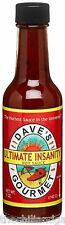 Dave's Gourmet Ultimate Insanity Sauce