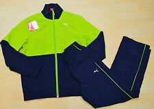 PUMA WOVEN SUIT ,OPEN,KINDER TRAININGSANZUG,GR.152,NEU KOLLEKTION !!!