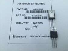 (3 pcs) Q8025LH5 Littelfuse, 800V 25A 50-50-50mA, TRIAC, Alternistor, (TO-220)