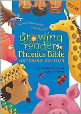 The Growing Reader Phonics Bible - Listening Edition: A Phonics-Based Bible for