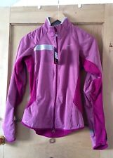 Nike Jacket size XS 6 DRI-FIT Purple Grey HYPERWARM BNWT RRP £77