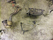 VW AUDI K04 CONVERSION TURBO MANIFOLD LINES DOWNPIPE EGT SENSOR GOLF MK4 TT S3