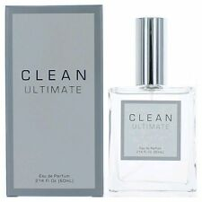 Clean ULTIMATE by Clean 2.14 oz / 60 ml Eau De Parfum EDP, NEW, SEALED