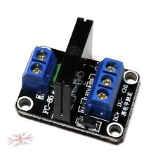 DC 5V 1 canale SSR Solid-State Relay Module high level trigger 2A per Arduino