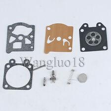 STIHL 017 MS170 018 MS180 Rebuild Repair Carb Kit For ZAMA Carburetor Overhaul