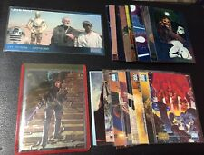 STAR WARS 1996 Topps Finest & Galaxy 1st Day W/ Insert LOT of (33) Cards