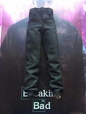 Threezero Breaking Bad brba Jesse Pinkman Negro Jeans Suelto Escala 1/6th