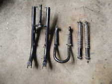 EARLS FRONT FORKS TRIPLE TREE ASSEMBLY 1970 SACHS DKW125 125 HERCULES COUNTRY 70
