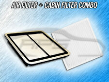 AIR FILTER CABIN FILTER COMBO FOR 2005 2006 2007 2008 2009 SUBARU OUTBACK