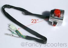 Peace Sports Diablo ChoppersThrottle Hosing Start & Kill, Light Control 10 Wires