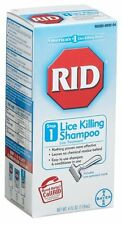 RID Lice Killing Shampoo 4oz Each
