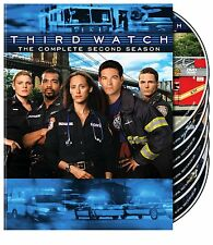 Third Watch Season 2 Complete TV Series Second Two Region 4 New DVD (6 Discs)