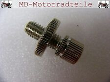 Honda CB 750 Four K0 - K2 Bolt, clutch wire  and Nut, fixing early Style F - 2