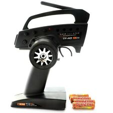HPI 1/10 Blitz Flux * TF-40 3-CHANNEL 2.4GHz RADIO TRANSMITTER & AA BATTERIES *