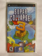 Super Collapse 3 (PlayStation Portable, PSP) Brand New, Sealed~