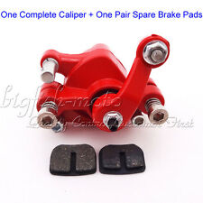 Rear Disc Brake Caliper Fit Chinese Mini Gas Electric Go Kart ATV GoPed Scooter