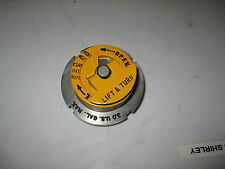 Bell Helicopter UH1/205 Cap & Adapter 417-406 NEW/ Rat Rod