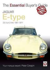 Jaguar E-type 3.8 and 4.2 Litre by Peter Crespin (Paperback, 2006)