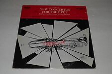 New Concertos For Trumpet~Raymond Hanson & William Lovelock~RCA~FAST SHIPPING!