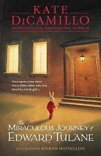 The Miraculous Journey of Edward Tulane by Kate DiCamillo (Paperback, 2015)