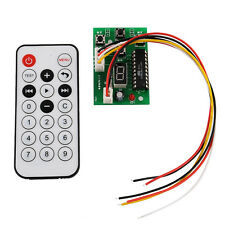 Adjustable Speed Stepper Motor Pulse Driver Controller Board with Remote Control