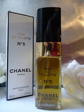 CHANEL No5 EDT 100ml 3.4oz NEW VINTAGE 1980-1990s GIFT COND BOX SMELLS FABULOUS