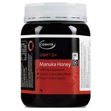 NEW UMF 5+ Comvita Manuka Honey 1KG - New Zealand Made