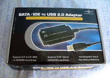 Vantec CB-ISATAU2 SATA/IDE to USB 2.0 Adapter Supports 2.5-Inch, 3.5-Inch,
