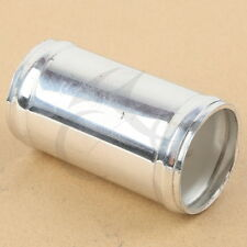 """Alloy Aluminum Hose Adapter Joiner Pipe Connector Silicone 42mm 1.65""""inch New"""