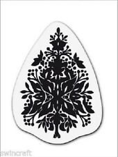 cArt-Us Clear rubber stamp CHRISTMAS TREE ORNAMENT 001883/1100 REDUCED CLEARANCE
