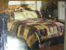 FULL SIZE COMFORTER & SHEETS COMPLETE BED SET  *NEW*