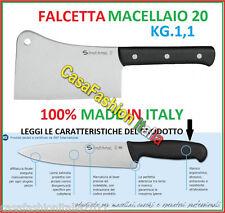SANELLI FALCETTA CM.20 KG.1,1 61036 5334 PROFESSIONALE MACELLERIA RISTORANTE