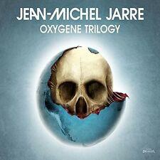 JEAN-MICHEL JARRE - OXYGENE TRILOGY  5 VINYL LP+CD NEW+