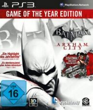 PlayStation 3 Batman Arkham City GOTY Edition Deutsch * impecable