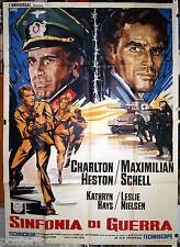 manifesto 4F film COUNTERPOINT Charlton Heston Maximilian Schell 1967