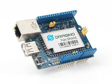 Dragino Yun Shield Arduino Open source Linux (OpenWrt) inside  400MHz 64MBytes