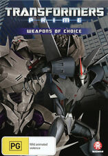Transformers: Prime (Season 2, Volume 3) - Weapons Of Choice * NEW DVD *