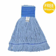 1pc 680g/24oz. SunnyCare #22682-1pc Blue Synthetic Cotton Loop-End Wet Mops