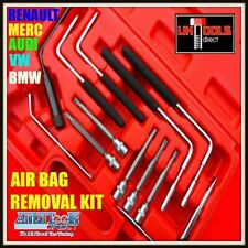 12 PIECE AIRBAG REMOVAL TOOL SET