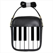 New Piano Keyboard background for Girls Sling Bag Free Shipping